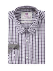 Skopes Contemporary Collection Formal Shirt Lilac