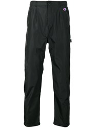 Champion Front Pleated Trousers Black