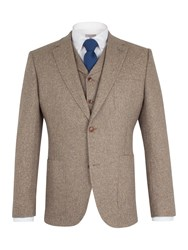 Gibson Men's Sand Donegal Jacket Sand