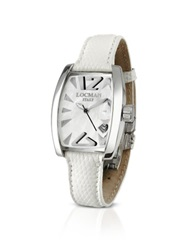 Locman Panorama White Mother Of Pearl Dial Dress Watch