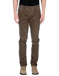 Icon Casual Pants Khaki