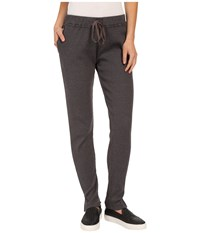Allen Allen Skinny Pants Dh12236 Jet Grey Women's Casual Pants Gray