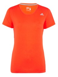 Adidas Ais Prime T Shirt Red
