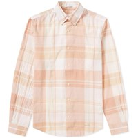 Gant Rugger Selvedge Shirt Pink