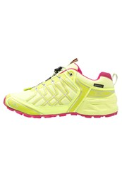 Cmp F.Lli Campagnolo Super X Wp Hiking Shoes Acido Raspberry Yellow