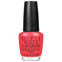 Opi Nails Touring America Collection I Eat Mainely Lobster