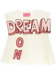 Viktor And Rolf Dream On Icon 1.1 T Shirt Nylon Yellow Orange