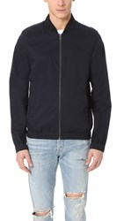 Scotch And Soda Classic Bomber Navy