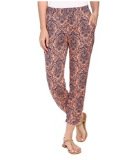 O'neill Shayne Faded Coral Women's Casual Pants Pink