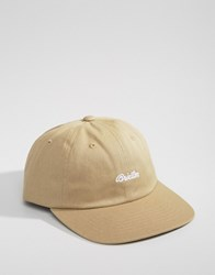 Brixton Trevor Cap With Adjustable Strap Beige