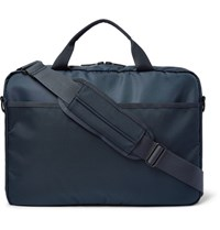 Nn.07 Nn07 City Nylon Briefcase Navy