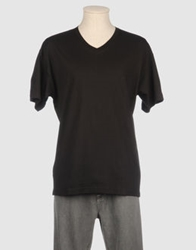 Cotton Belt Short Sleeve T Shirts Black