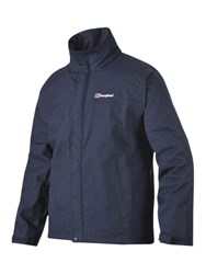 Berghaus Rg Alpha Waterproof Jacket Navy