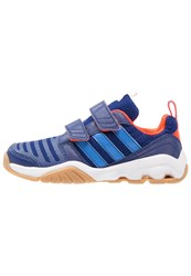 Adidas Performance Gymplus 3 Sports Shoes University Ink Ray Blue Solar Red Pink