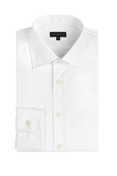 Baldessarini Cotton Shirt White