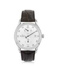 Philip Watch Heritage Sunray Mechanic Automatic Silver Dial Men's Watch