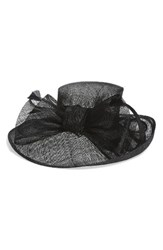 Nordstrom Women's Sinamay Bow Derby Hat