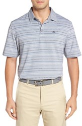 Travis Mathew Men's Larry Pique Polo