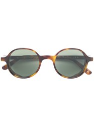 L.G.R Reunion Explorer Sunglasses Brown