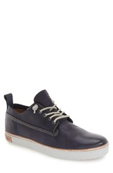 Blackstone Men's 'Dm 10' Sneaker Indigo