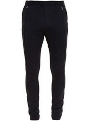 Hood By Air Zip Joggers Black