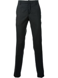 Dondup Classic Slim Fit Trousers Grey