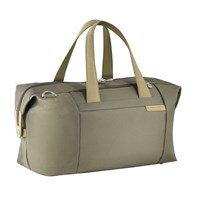 Briggs And Riley Large Travel Holdall Olive