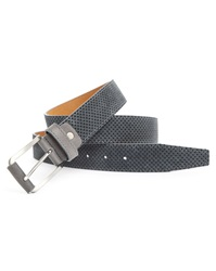 Menlook Label Grant Grey Belt