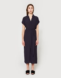 Stelen Kristine Shirt Dress Navy