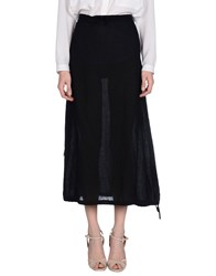 Ajay Skirts Long Skirts Women Black
