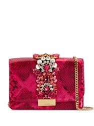 Gedebe Cliky Jungle Pearl Bag Pink