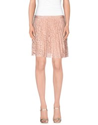Pinko Grey Skirts Mini Skirts Women