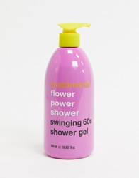 Anatomicals Flower Power Shower Swinging Sixties Shower Gel No Colour