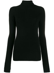 Barbara Bui Ribbed Roll Neck Jumper 60