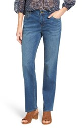 Vince Camuto Women's Two By Stretch Straight Leg Jeans