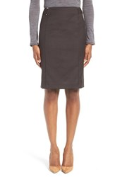Boss Women's Vobina Wool Suit Skirt