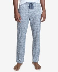Nautica Men's Space Dyed Pajama Pants Grey