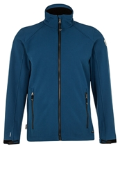 Killtec Aino Soft Shell Jacket Stahlblau Dark Blue