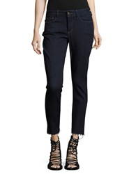 Nydj Petite Frayed Denim Leggings Mabel