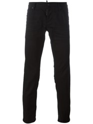 Dsquared2 'Clement' Jeans Black