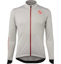 Castelli Catelli Puro 2 Warmer Cycling Jerey Gray