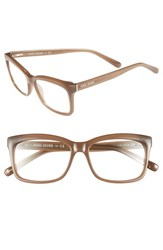 Women's Bobbi Brown 'The Brooklyn' 53Mm Reading Glasses Cement