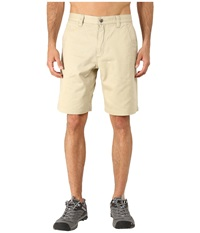 Mountain Khakis Teton Twill Short Sand Men's Shorts Beige