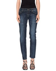 Twenty Easy By Kaos Denim Denim Trousers Women