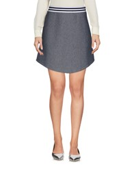 Kling Mini Skirts Grey