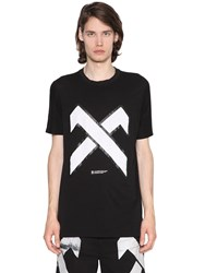 11 By Boris Bidjan Saberi Logo Cotton T Shirt