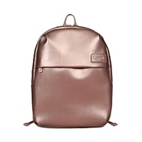Lipault Paris Miss Plume Mini Backpack Pink Gold