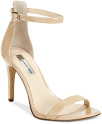 Inc International Concepts Women's Roriee Two Piece Sandals Only At Macy's Women's Shoes Summer Nude