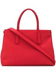 Zanellato Large Tote Bag Red