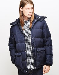 Wood Wood Tim Jacket Navy